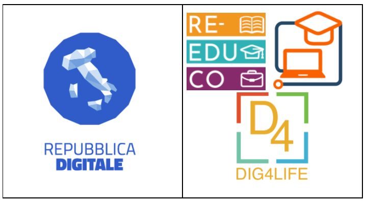 DIG4LIFE project: an official resource of Repubblica Digitale!