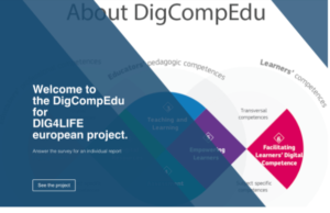 DigCompEdu for DIG4LIFE Project